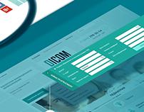 Dicom Clinic — сайт медицинского инновационного центра