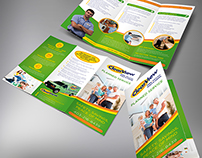 ClearView Trifold Brochure