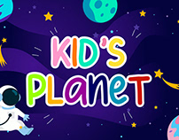 Kid's Planet Font
