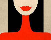 8 Mart Kadınlar günü/ Kartpostal