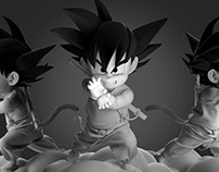 GOKU by SUPAMONKS