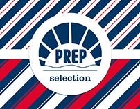 PREP SELECTION. A new line of shaving products.