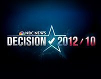 NBC Midterm / Presidential Elections Realtime graphics