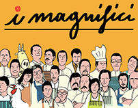 "Mercato Centrale Firenze - ""I Magnifici"" video promo"