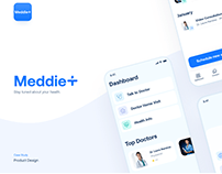 Meddie. Medical Application.
