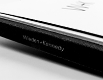 W+K Agency's Book