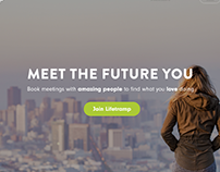 Lifetramp — Updated User & Mentor Experience