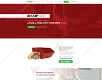 Website Redesign - Skip Save.