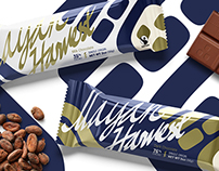 CWWWR Entry / 'Mayan Harvest' Premium Chocolate Bar