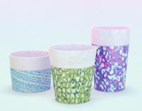 Ceramic Party Cups