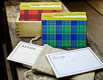 Recipe Gift Box Set