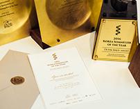 2016 Korea Sommelier of the Year