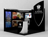 Stand Hotel El Panamá 2015