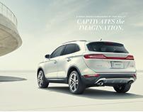 Lincoln Motor Company Advertising