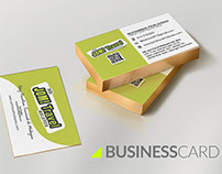 Business Card Jom Travel