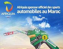 Afriquia : Sponsor des Sports Autos au Maroc