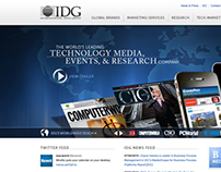 IDG Website
