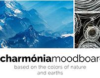Archarmonia card design