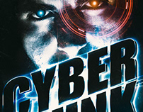 Cyberpunk (Text Effect+Free download)