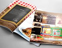 Projeto Livro de Receitas Grupo Coringa