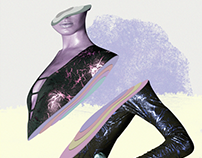 Her | Collage fashion Illustrations