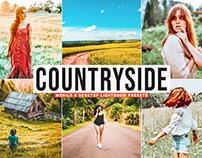 Free Countryside Mobile & Desktop Lightroom Presets