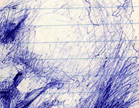 Portrait sketches, Andrea, Marie Elaine, c.2000