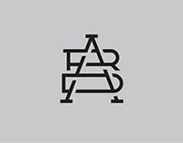 "Monogram Practice ""ADR"" logo"