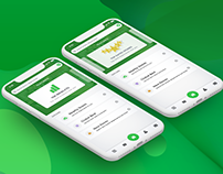 Local Product Searching App for iPhone