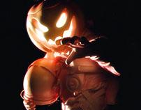 Halloween Astronaut