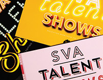 SVA Talent Shows