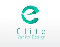 Elite Venity logo ve Web Sitesi Çalışması