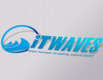 it waves logo