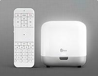 SK Telecom B box Intergrated Brand eXperience Design