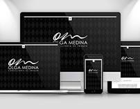 OLGA MEDINA - Web Design