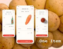 Bakery Mobile App | PIRASHKI