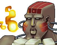 Street Fighter 2: Dhalsim