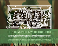 PERCURSO[S] Art exhibition