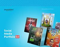 Social Media Portfolio - BrandatorZ Agency