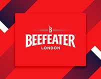 Beefeater Gin Rebranding