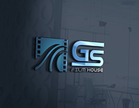 Logo for a Film House | GS Film House