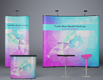 TRADE SHOW BOOTH MOCK-UPS V2