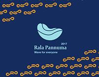 Rala Pannuma 2017 - Exhibition Branding