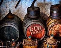 Celler - Wine cellar