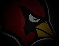 Arizona Cardinals Branding Refresh