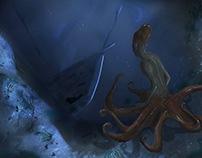 Underwater - Concept art