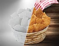 EFEX™ digital — 3D Chicken Crispy