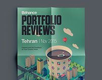 Bēhance Portfolio Reviews - Tehran, Nov 2015 - Week #8