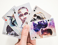 Hip Hop Card Deck #2
