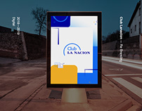 La Nacion Club Rebranding